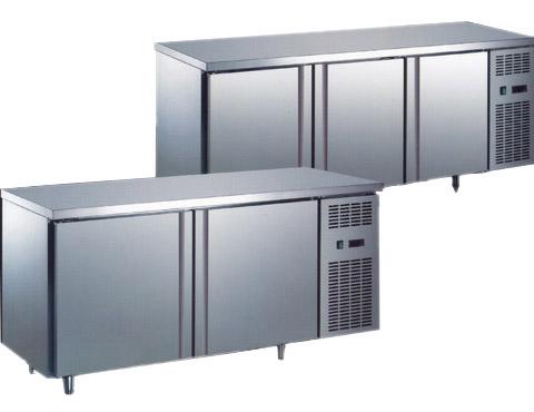 两门冷藏冷冻工作台